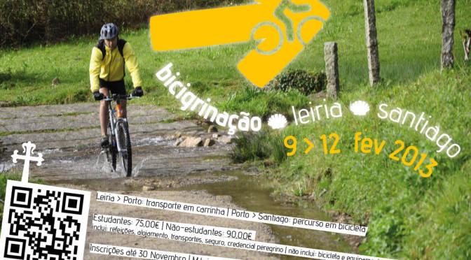 Bicigrinação Leiria > Santiago