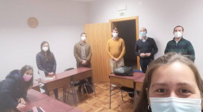 COD Leiria-Fátima reúne com representantes do COL
