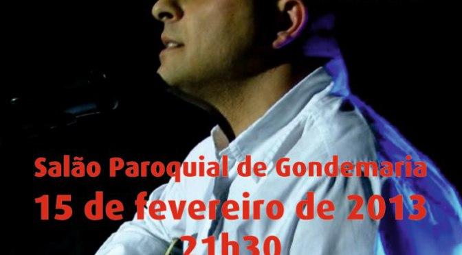Pe. João Paulo Vaz em Gondemaria