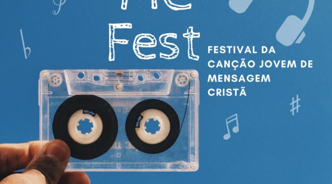 MC'FEST 2020: ENTREGA A TUA MÚSICA