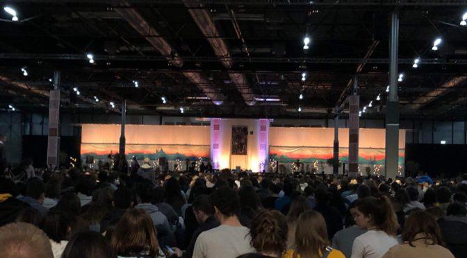 Jovens da diocese participaram no Encontro Europeu de Taizé em Madrid