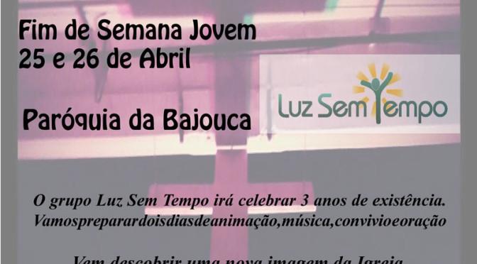 """Banda """"Luz Sem Tempo"""" celebra aniversário com animação para jovens"""