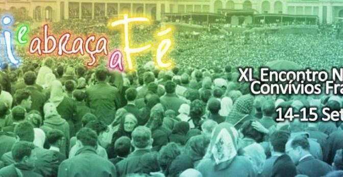 XL Encontro Nacional dos Convívios Fraternos