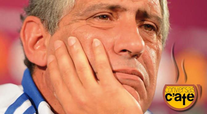 Conversas c'aFé, com Fernando Santos